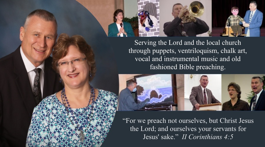 Barry Webb Evangelistic Ministries